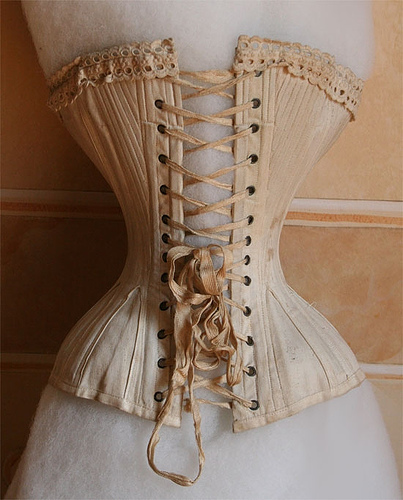 Old Fashioned Dresses With Corsets The Image Kid Has It