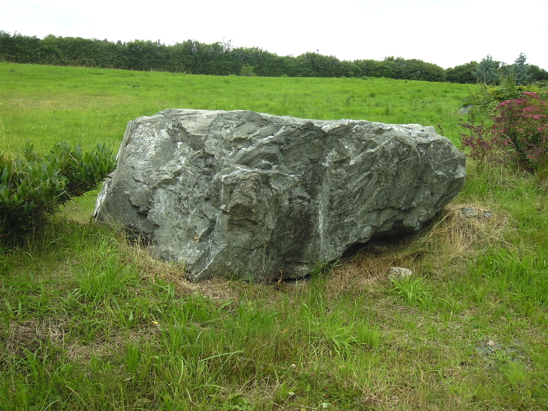 how to break big rocks