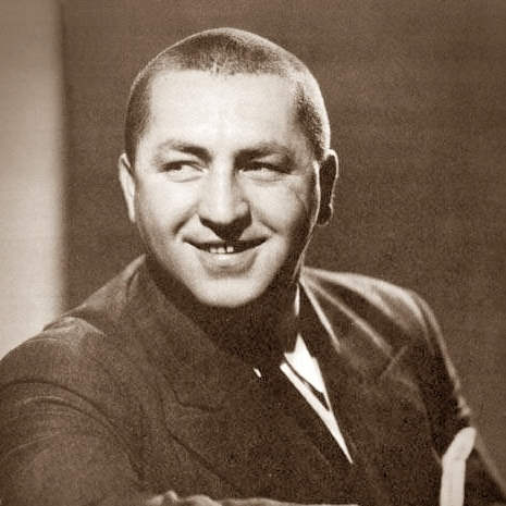 Curly Howard The Electron Pencil