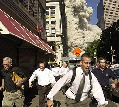 9/11 Panic