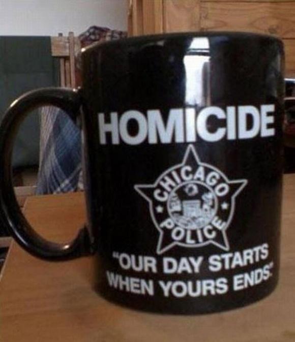 Chicago Police Homicide