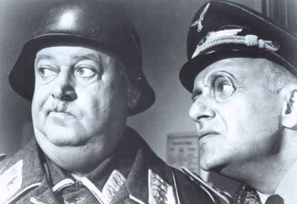 "Scene from ""Hogan's Heroes"""
