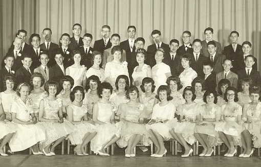 1962 Graduating Class