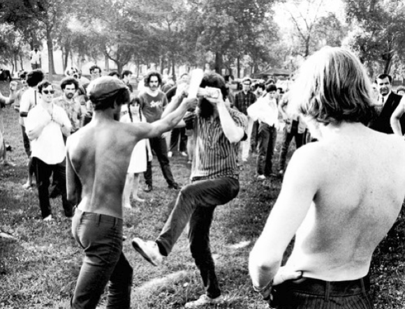 Lincoln Park Aug 25, 68