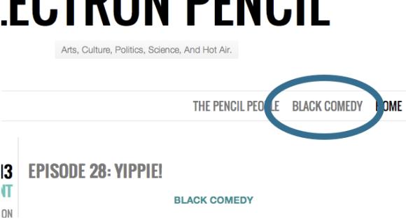 The Pencil