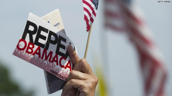 Obamacare Opposition