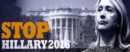 Stop Hillary 2016