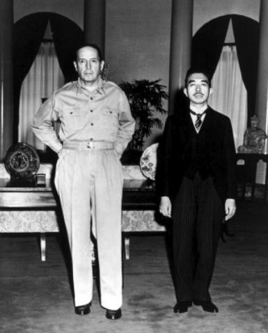 MacArthur/Hirohito