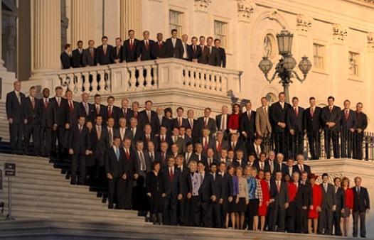 112th Congress Freshmen
