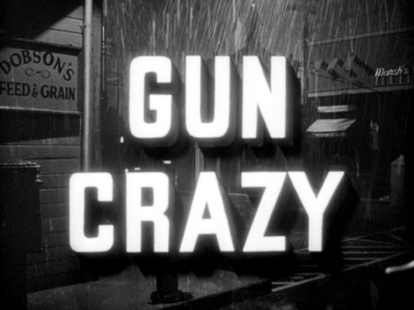 "Title Card: ""Gun Crazy"""