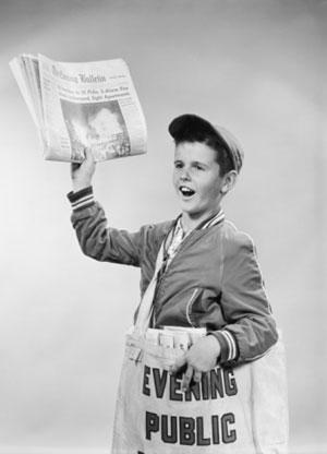 Newsboy