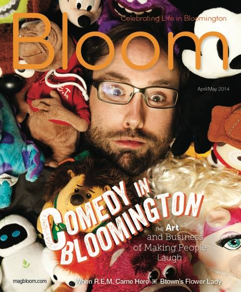 Bloom Mag Cover