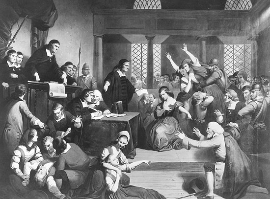 Witch Trial, 1692