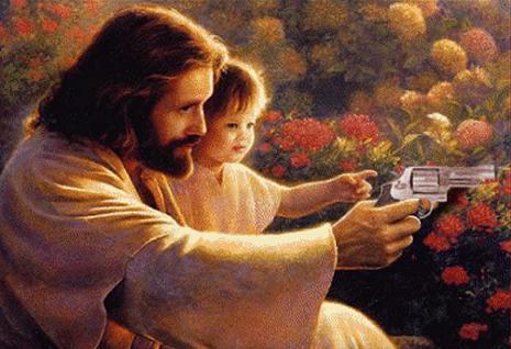 Jesus Gun