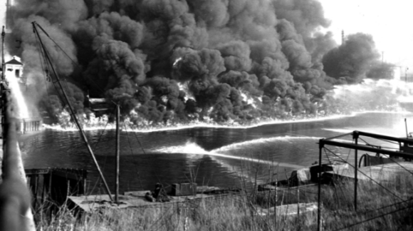 Cuyahoga River, June 1969