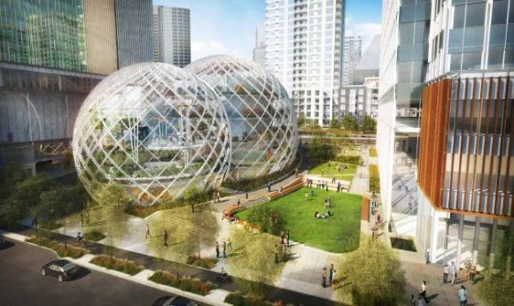 Amazon Corp. HQ