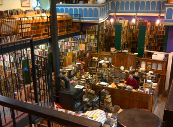 Bookstore/Tilford