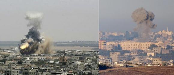 Gaza Violence 2014