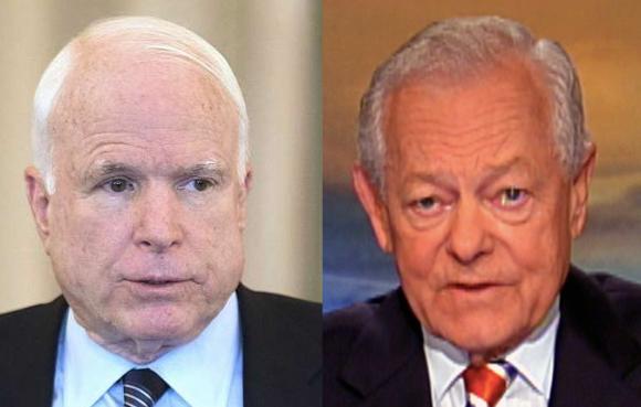 McCain/Schieffer