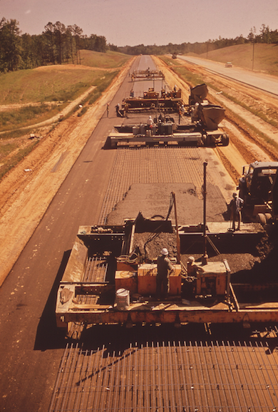 Interstate Road Construction