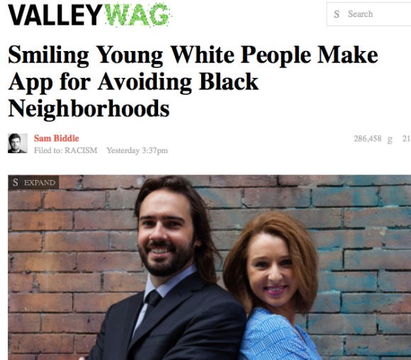 From ValleyWag/Gawker