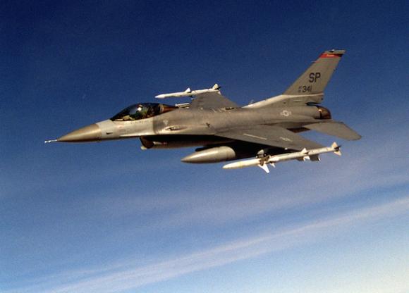 USAF Fighter