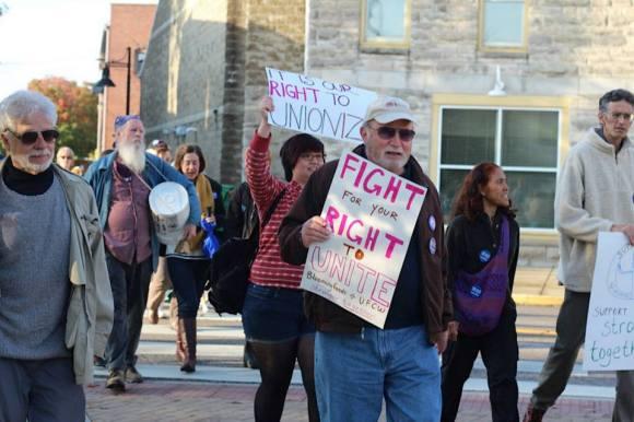 Bloomingfoods Union Rally