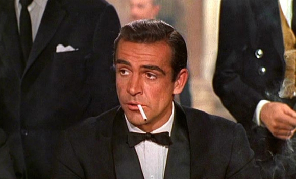"From ""Dr. No"""