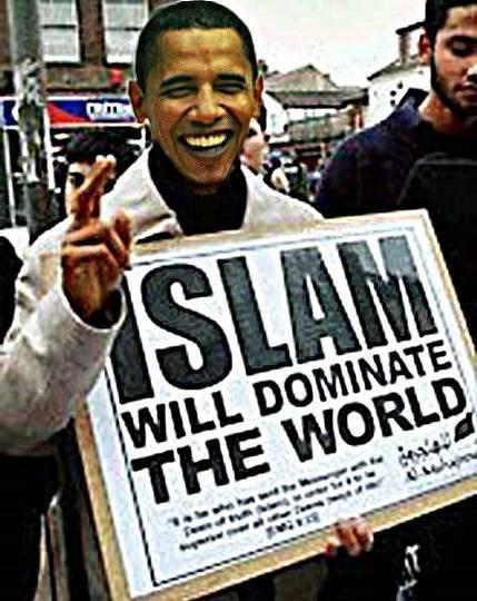 Obama/Muslim