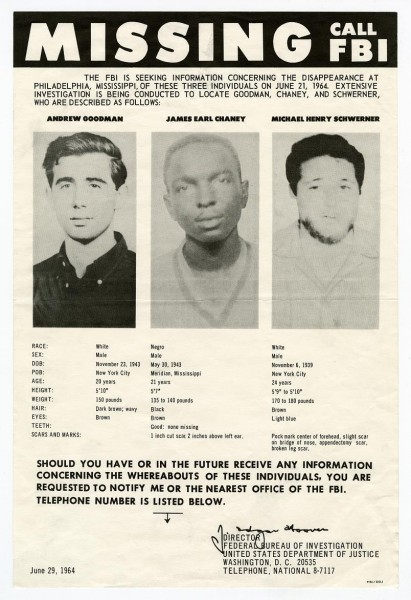 Schwerner/Chaney/Goodman