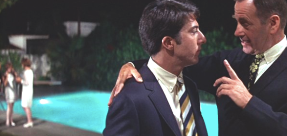 "From ""The Graduate"""