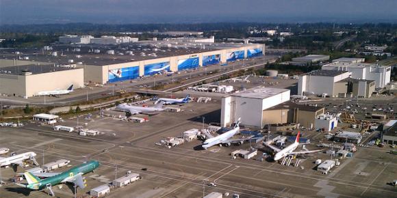 Boeing/Everett