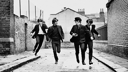 "From ""A Hard Day's Night"""