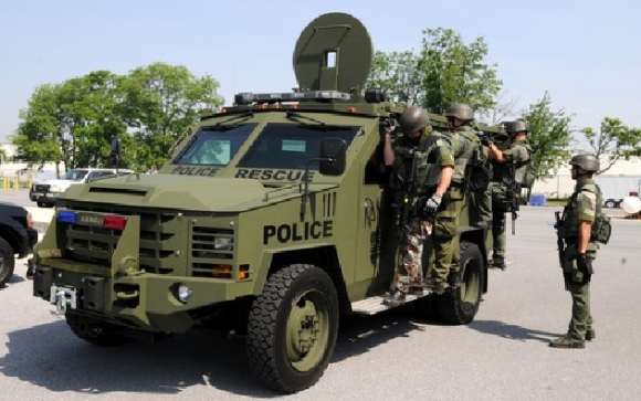 Militarization of Police