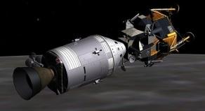 Apollo Command Module & LEM